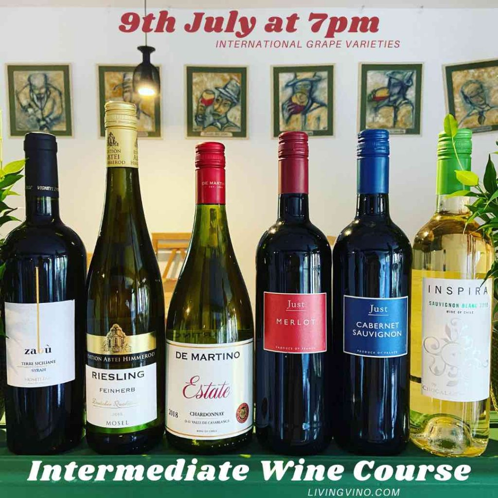 wine courses - Tbilisi wine school