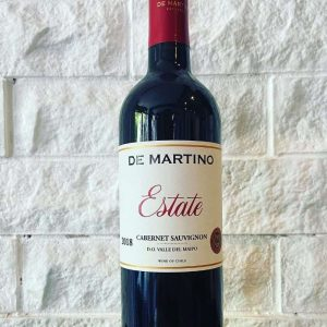 Cabernet Sauvignon 2018 De Martino Maipo Chile