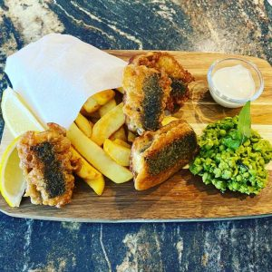 Fish and Chips VEGAN web