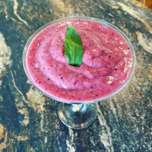 Superfood Berry Smoothie