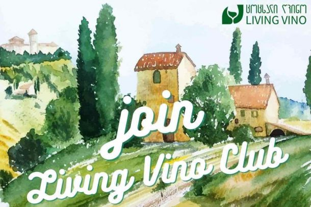Join Living Vino Club
