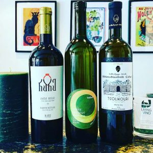 trio of bestselling white wines