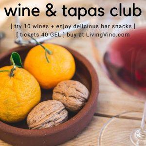 wine & tapas club
