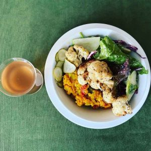 Detox Bowl and Kombucha Combo Meal