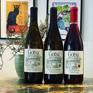 Gotsa Wines sale