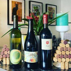 festive trio wines