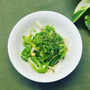 hiyashi seaweed salad