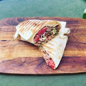 Falarrito: when falafel meets burrito
